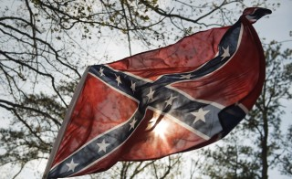 The Confederate flag has become the subject of controversy following the June 17 racially-motivated mass shooting in Charleston, South Carolina. Photo By Tom Williams/Roll Call