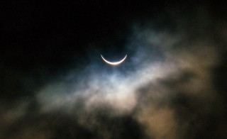 People viewed Thursday's solar eclipse, taking photos and sharing them on Flickr, Twitter, Instagram and Facebook. Photo by Trond Kristiansen/Flickr.