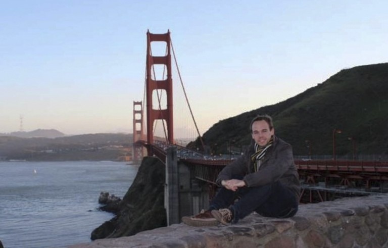 Undated file picture of co-pilot Andreas Lubitz