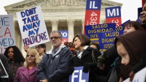 Supreme Court Hears Case Challenging Obama's Affordable Health Care Act