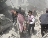 20 killed by Syrian regime vacuum bombs