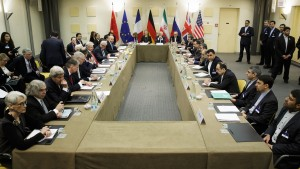 Nuclear Talks With Iran In Lausanne