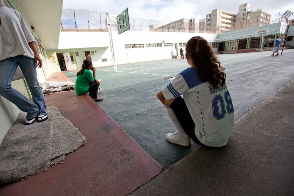photo essay life inside a juvenile detention center for girls  98 99