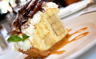 Banana Cream Pie, courtesy of Emeril's