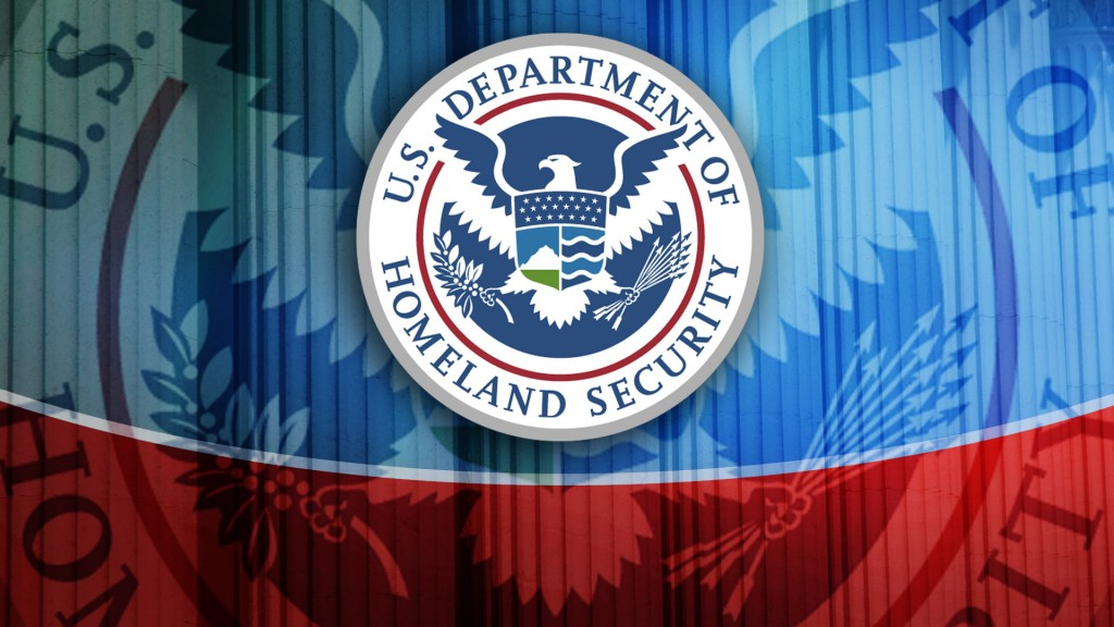 FUNDING DEAL  monitor dept of homeland security