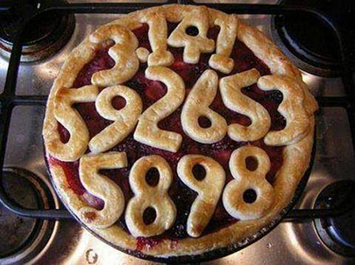 Facebook user Kay Sweet will be celebrating Pi Day, and her birthday. Photo courtesy of Kay Sweet