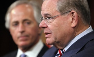 U.S. Senate Foreign Relations Committee Chairman Robert Menendez, D-N.J., will soon face criminal corruption charges according to reporting by CNN. Photo by Jonathan Ernst/Reuters