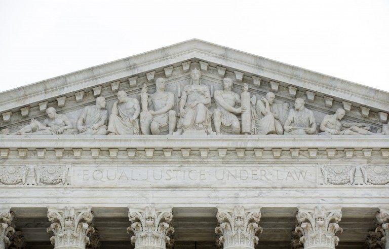 The Supreme Court is pictured in Washington, D.C., on March 9. Photo by Joshua Roberts /Reuters