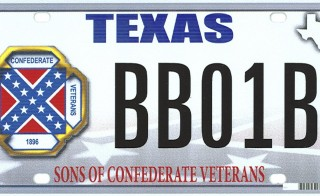The U.S. Supreme Court takes up a free speech case on whether Texas was wrong in rejecting a specialty vehicle license plate displaying the Confederate flag -- to some an emblem of Southern pride and to others a symbol of racism. Photo by Texas Department of Motor Vehicles/Handout via Reuters