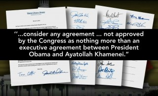 GOP letter iran | News Wrap