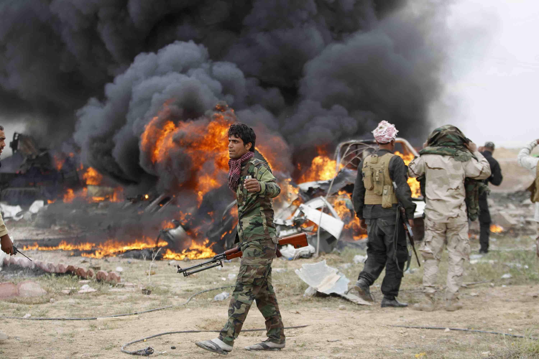 essays against the iraq war