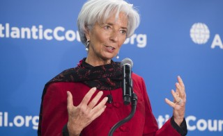 US-FINANCE-IMF-LAGARDE