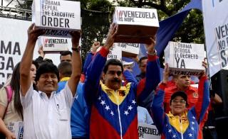 VENEZUELA-BOLIVIA-US-MADURO-MORALES