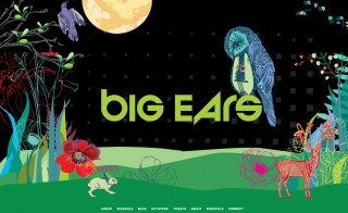 BIG EARS monitor music
