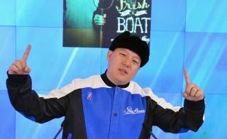 Eddie Huang Rings The NASDAQ Opening Bell