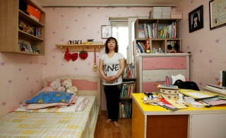 Wider Image: Ferry Victims' Cherished Bedrooms