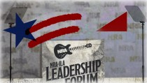 GUN POLITICS monitor nra leadership forum