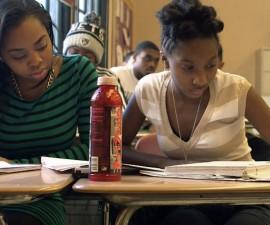 HELPING HAND  black girls monitor