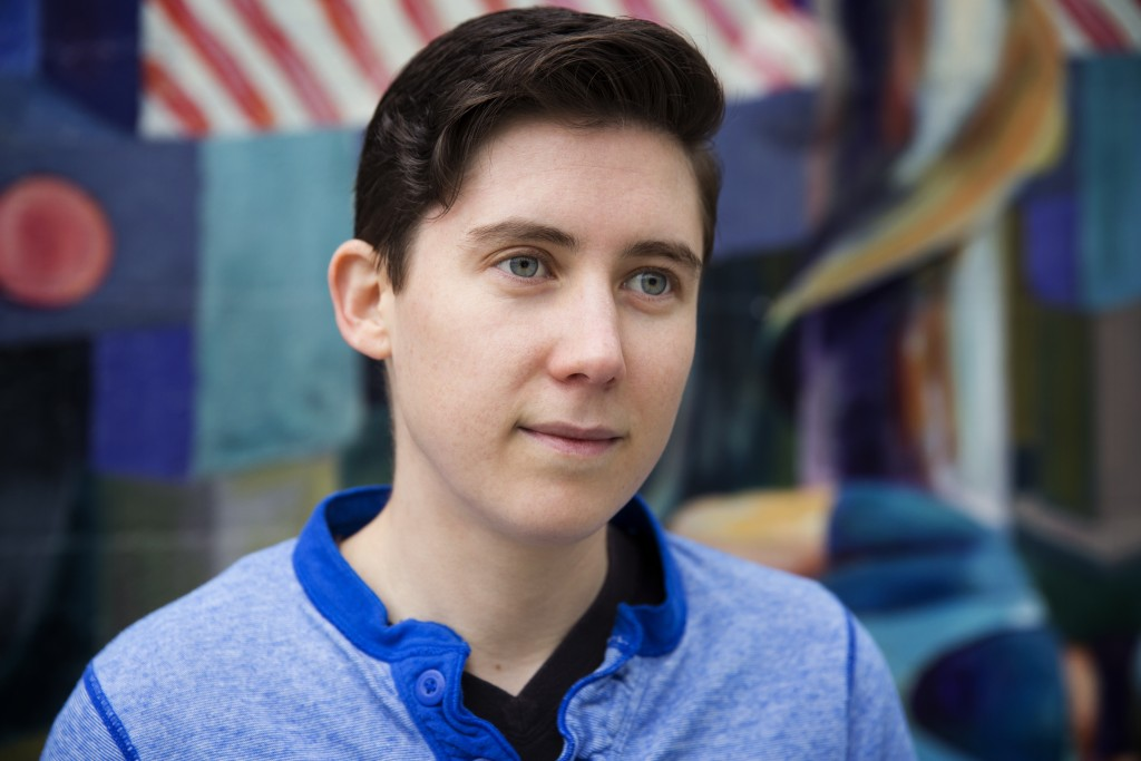 "photo essay exploring the genderqueer community newshour the word ""genderqueer"" can be used as an umbrella term for a number of"