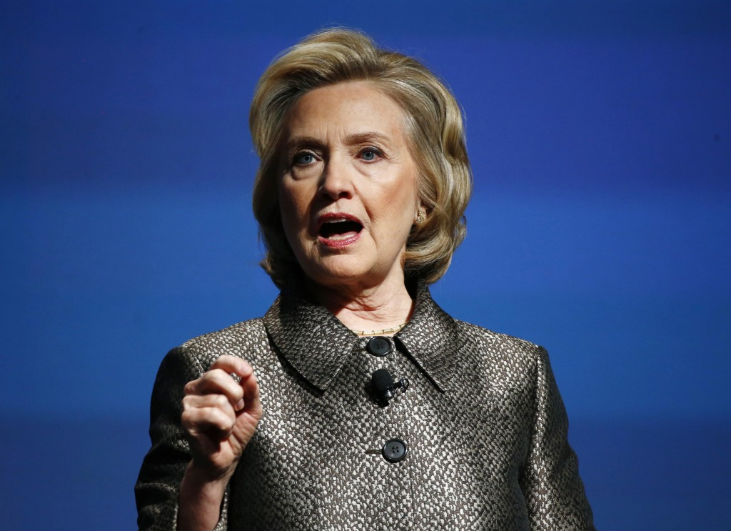 The House committee created to investigate the attacks on U.S. diplomatic facilities in Benghazi, Libya, in September 2012 has called upon former U.S. Secretary of State Hillary Clinton to testify about her email servers in May. Photo by Lucas Jackson/Reuters