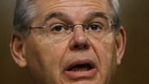 New Jersey Sen. Bob Menendez was indicted with corruption charges on April 1, 2015. Photo by Kevin Lamarque/Reuters
