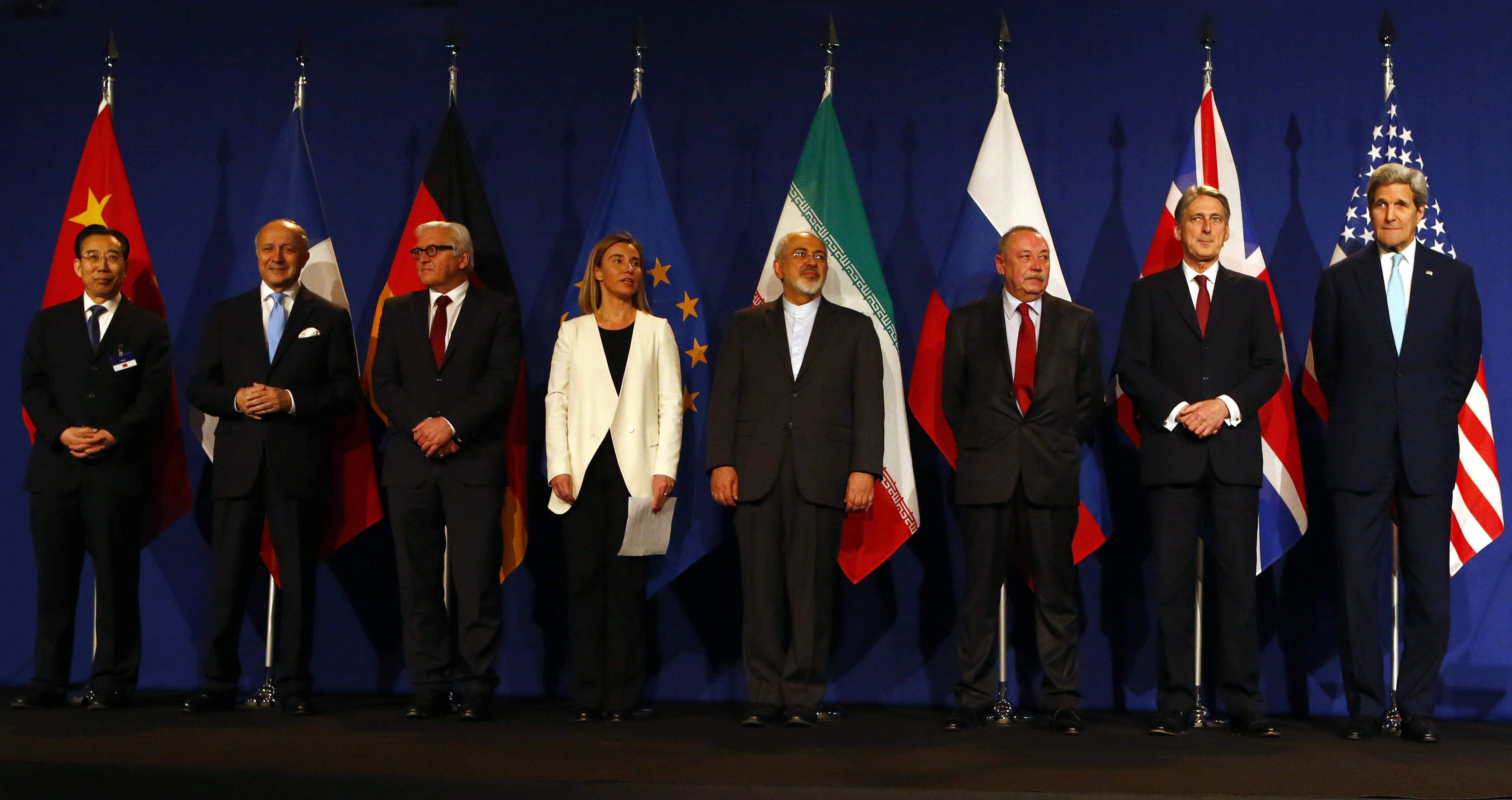 World powers, Iran reach framework for nuke deal by June 30 | PBS ...