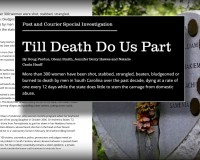 TILL DEATH DO US PART monitor post courier