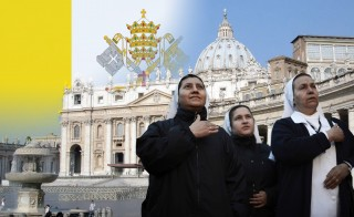 WOMEN IN THE CHURCH vatican nuns monitor