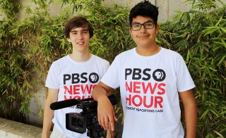 This summer, Ben Root and Alex Trevino, two students from Stephen F. Austin High School in Austin, Texas, will attend the first Student Reporting Labs Academy.
