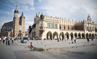Photo of by Krakow, Poland by Jean-Philippe Tournut/Getty Images