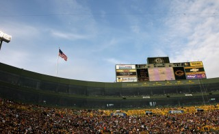 Indianapolis Colts v Green Bay Packers