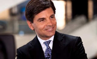 George Stephanopoulos from the Newseum 2010. Photo by Jeff Malet