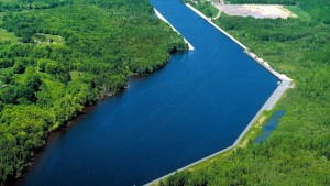 Keweenaw_Waterway_north_end