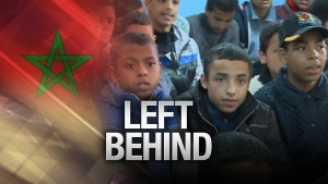 LEFT BEHIND morocco monitor orphans