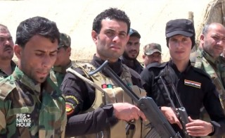 shia volunteer recruits iraq
