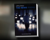 The news poems  monitor Jeff Brown