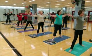 aetna yoga