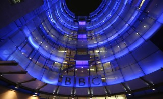 BBC headquarters in London. Photo by Oli Scarff/Getty Images