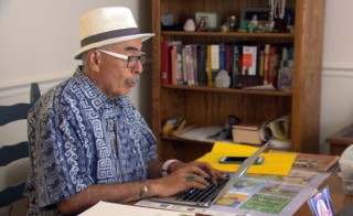 Juan Felipe Herrera will be the first Latino to serve as U.S. Poet Laureate. Watch a full report on tonight's PBS NewsHour.