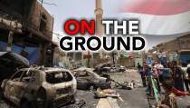 ON THE GROUND yemen monitor