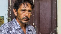 """Omar Pérez is a Cuban poet, translator, essayist, editor, ordained Zen Buddhist monk and the son of revolutionary Ernesto """"Che"""" Guevara. He graduated from the University of Havana in 1987 with a degree in English and then went on to study Dutch and Italian. He lives in Havana. Photo by Frank Carlson"""