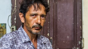 "Omar Pérez is a Cuban poet, translator, essayist, editor, ordained Zen Buddhist monk and the son of revolutionary Ernesto ""Che"" Guevara. He graduated from the University of Havana in 1987 with a degree in English and then went on to study Dutch and Italian. He lives in Havana. Photo by Frank Carlson"