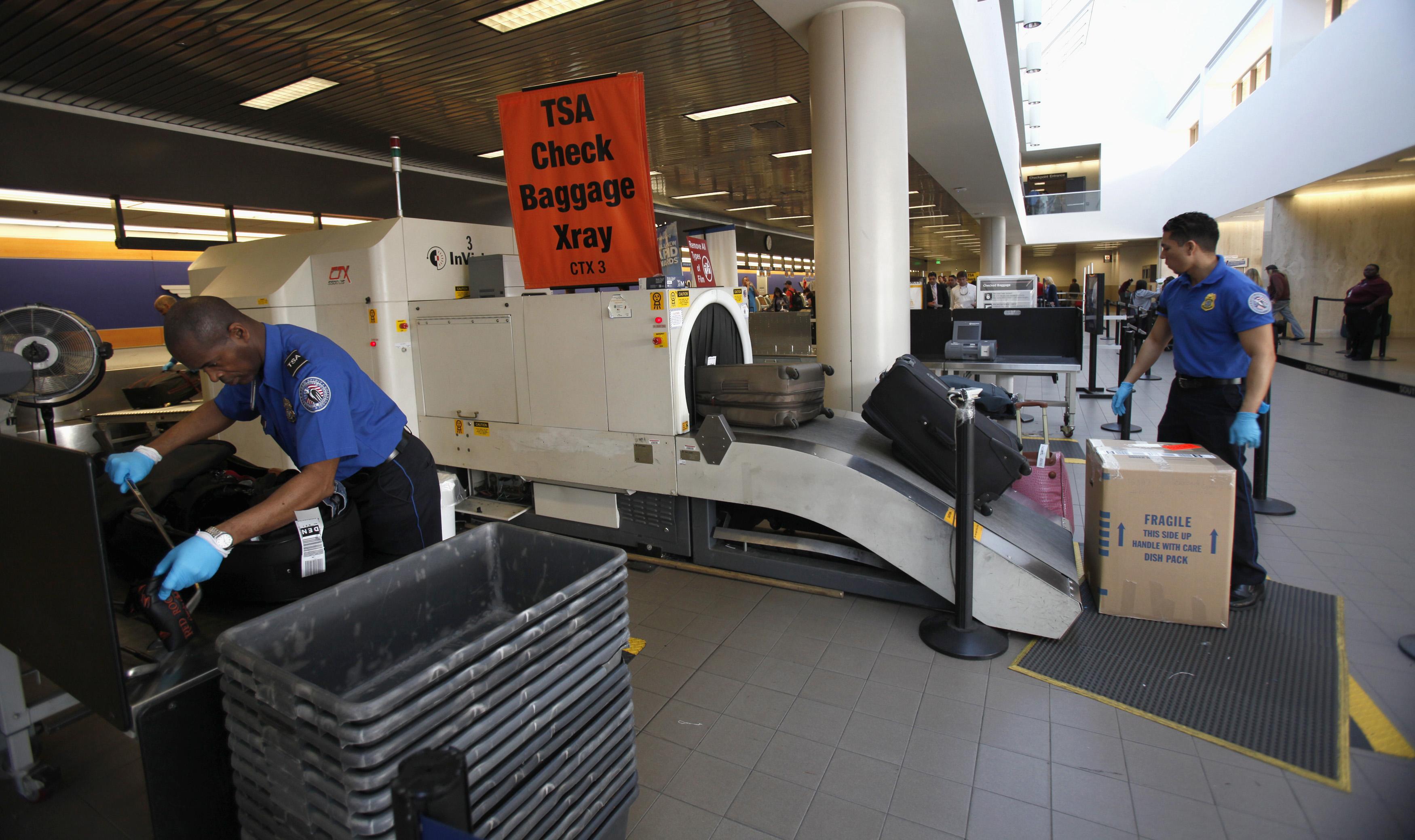 airport security essays