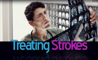 TREATING STROKES monitor
