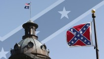 COMING DOWN  monitor confederate flag sc statehouse reuters