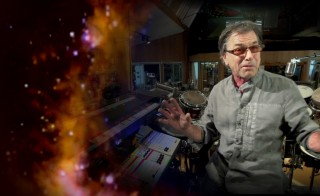 DRUMS IN SPACE  monitor  Mickey Hart