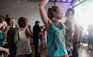 Daybreaker dance party in D.C.