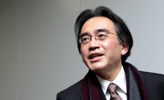 Nintendo President Satoru Iwata, who led the company through success and downturn, died from a bile duct growth on Saturday at the age of 55.  Photo by Yuzuru Yoshikawa/Bloomberg via Getty Images