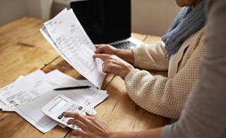 Social Security, Calculator, finance, personal finance, Photo by Getty Images
