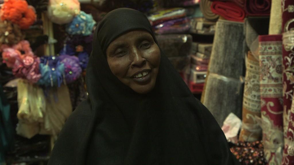 Maryan_Abdi . Photo by Mori Rothman/NewsHour Weekend